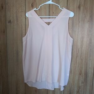 3/$15 NWOT Maurices blush tank